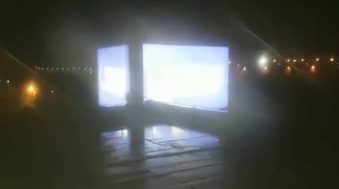 tetto Gls notte