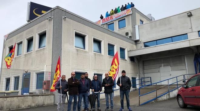 Usb Gls protesta