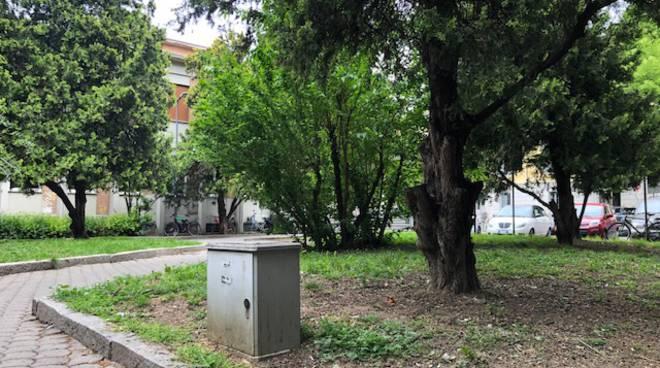 area verde Colombini