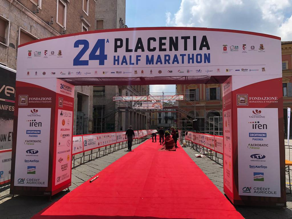 Arrivo half marathon 2019