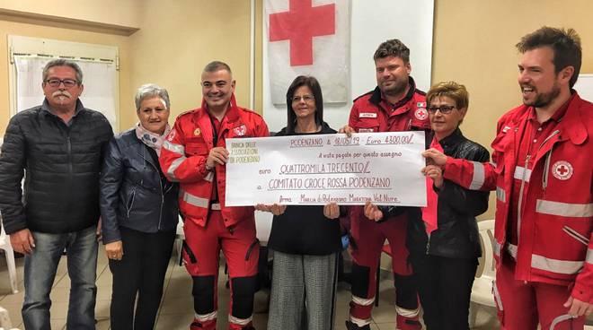 assegno Croce rossa