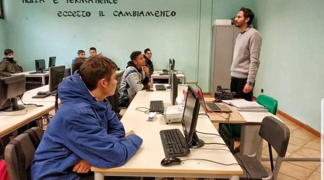 aula Tutor corso di formazione