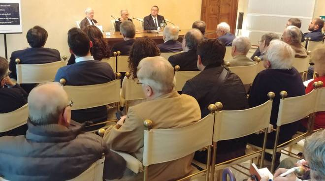Beppe Ghisolfi a Palazzo Galli