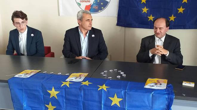 Conferenza stampa +Europa