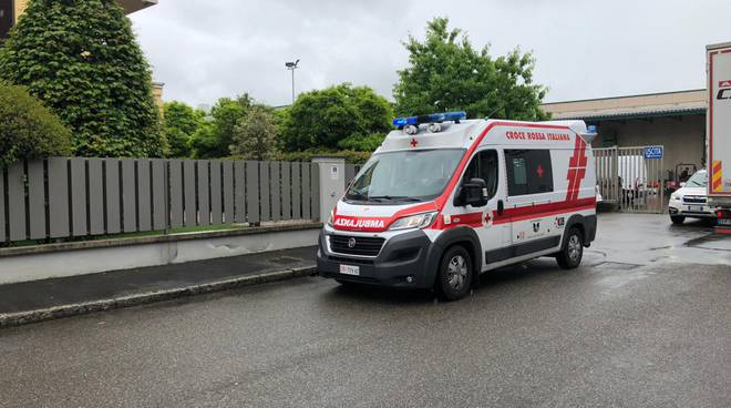 Croce Rossa infortunio Veggioletta