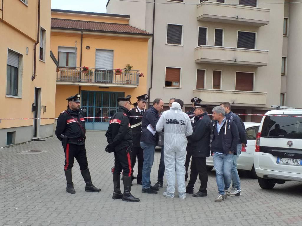 delitto a Borgonovo