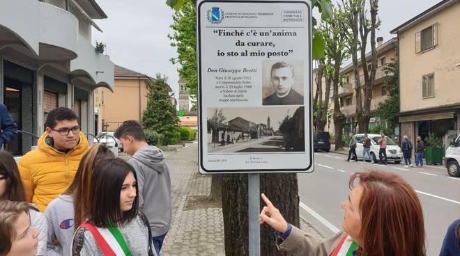 Don Beotti targa Gragnano