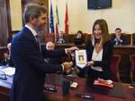Gas Sales premiata in municipio