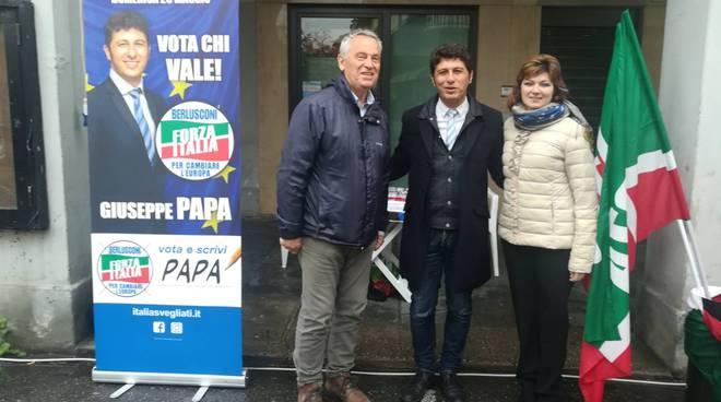 Giuseppe Papa candidato alle europee per Forza Italia