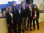 I ragazzi del Respighi alla finale del Parlamento Europeo