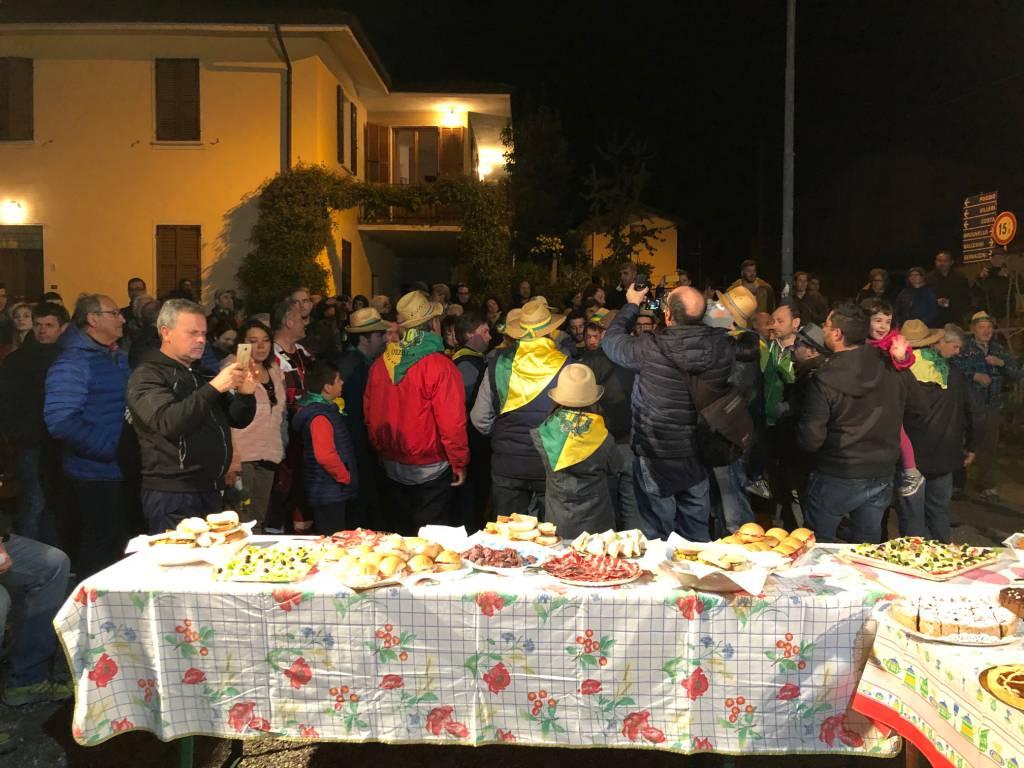 """Il """"Cantamaggio"""" a Marsaglia"""