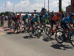 Il passaggio del Giro a Fiorenzuola