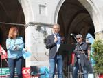 Il Primo Maggio in piazza Cavalli