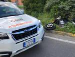 L'incidente in Corso Europa