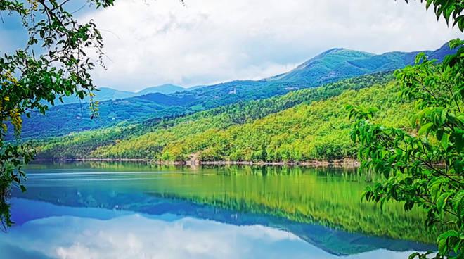 La diga di Mignano (foto Tiramani)