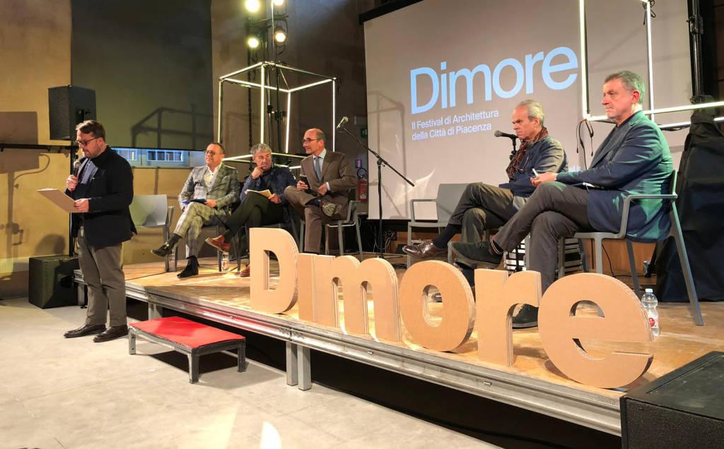 La presentazione del Dimore Festival