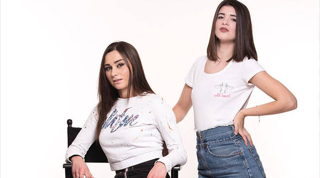 Maria Francesca Milani e Chiara Lombi