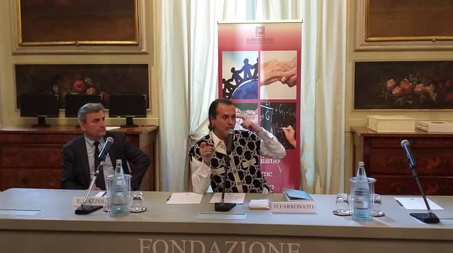Milovan Farronato in Fondazione