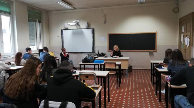 notaio in classe