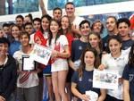 Nuoto Vittorino a Lignano