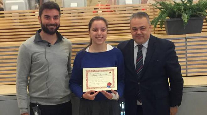 Premiazioni concorso letterario Giana Anguissola