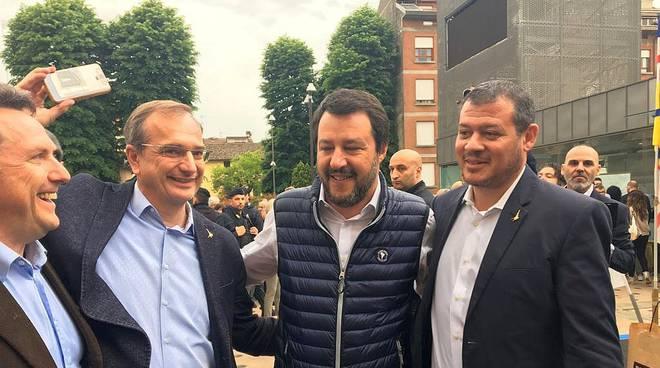 Salvini e Ghilardelli