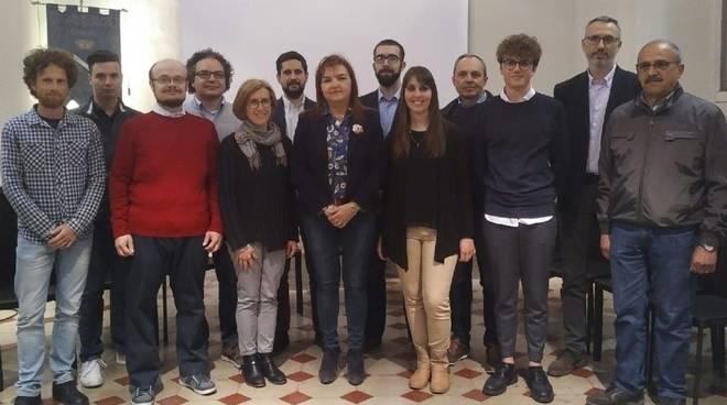"""lista """"Per Gragnano Solidarietà e Sviluppo""""."""