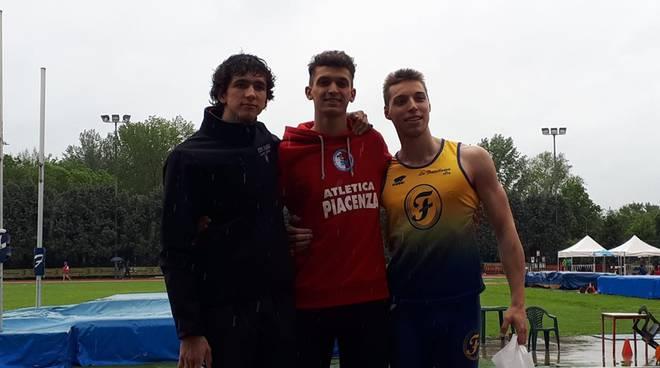 Andrea Dallavalle atletica Piacenza