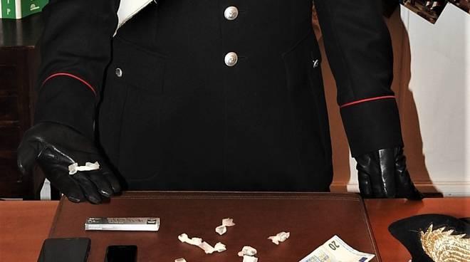 dosi di hashish carabinieri
