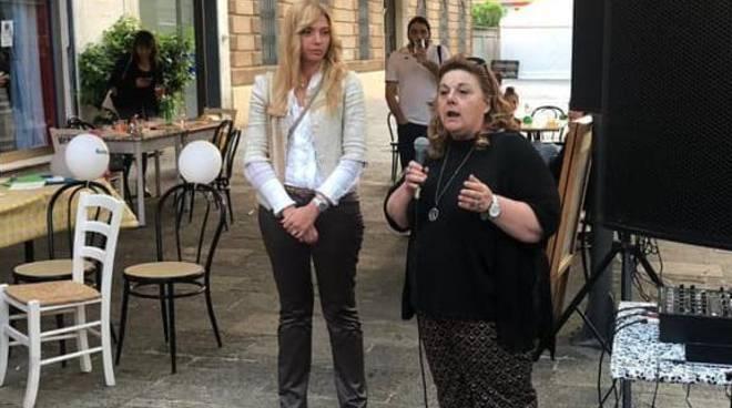 Elena Murelli e Roberta Battaglia