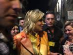 Simona Ventura a Piacenza