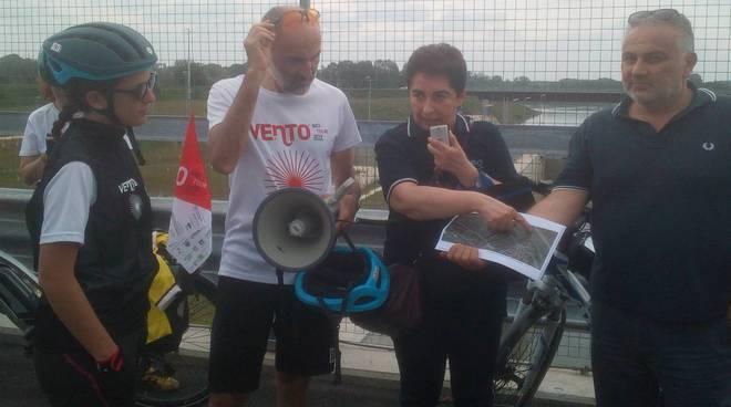 Vento Bici Tour studenti Politecnico