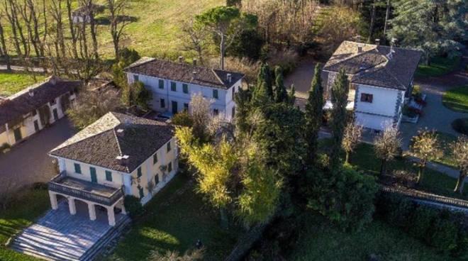 Villa di Monte Romola