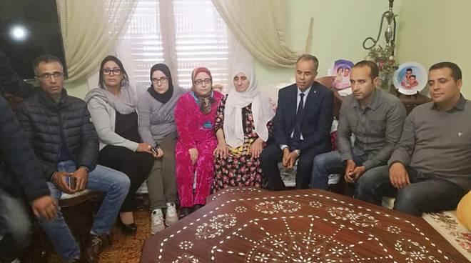 visita console Marocco