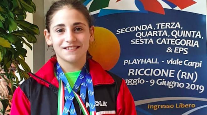 Alessandra Benassi (Teco Corte Auto)