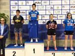 Arianna Barani sul podio agli Italiani