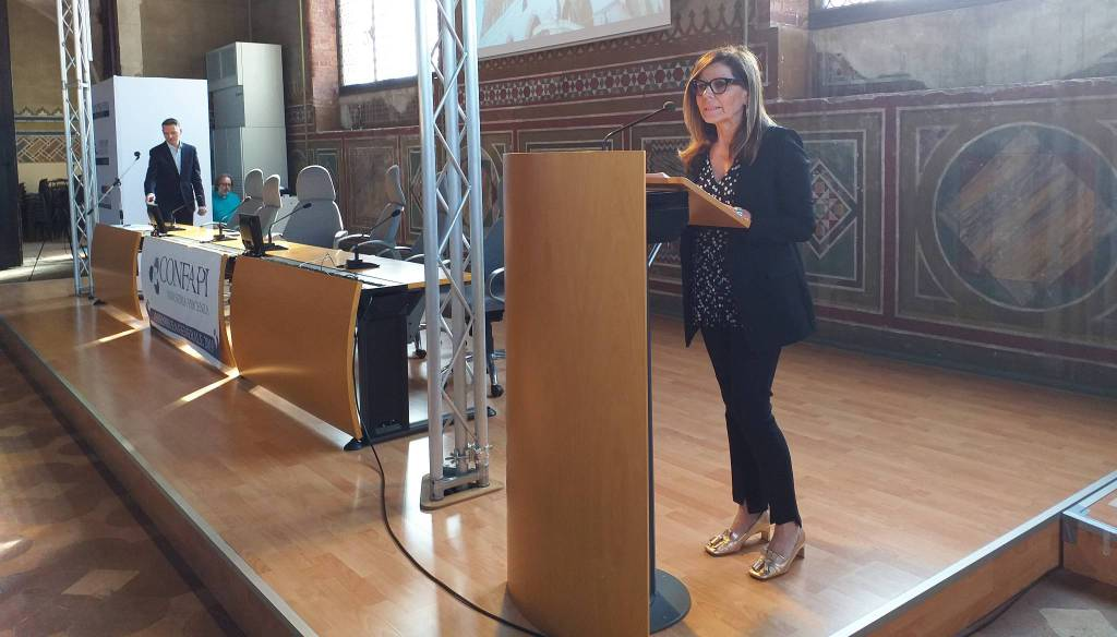 Assemblea Confapi Industria a Palazzo Gotico