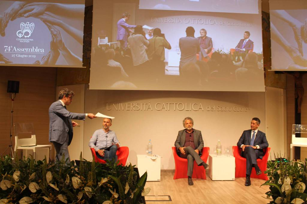 Assemblea Confindustria Piacenza