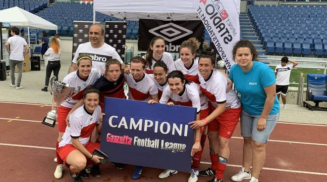 calcio a 5 femminile amatori