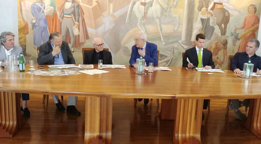 Conferenza stampa Estate Opera Festival
