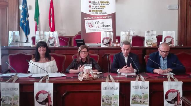 Conferenza stampa Sportula Veleiate