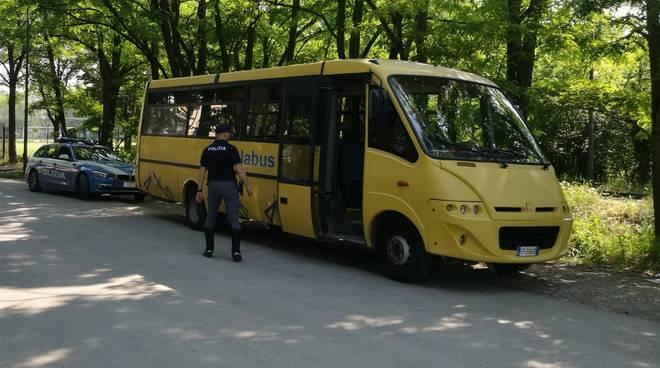 controlli scuolabus