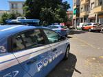donna senza vita piazzale Torino