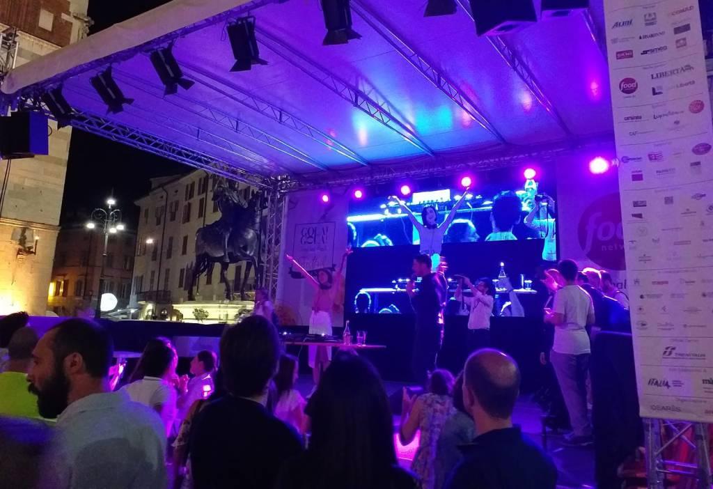 Ema Stockholma al Gola Gola Festival
