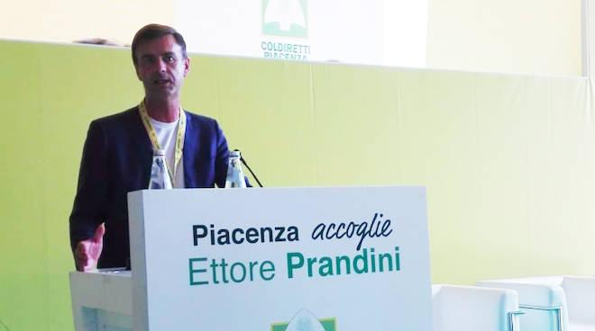 Ettore Prandini (Coldiretti)