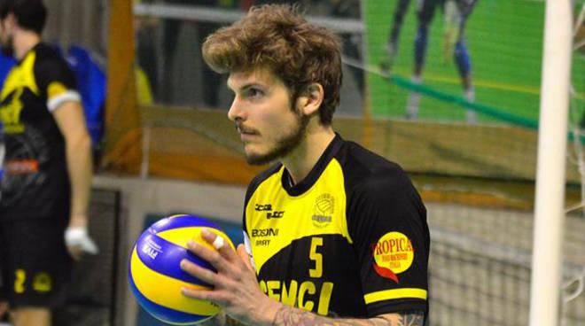 Federico Boschi (Foto di Andrea Scrollavezza)