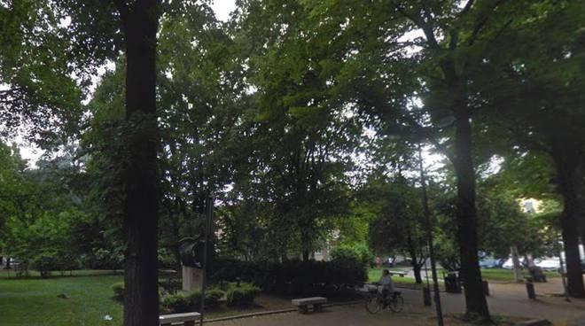 Giardini di viale Beverora