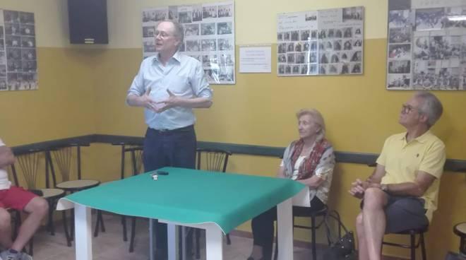 incontro con Luigi Cavanna