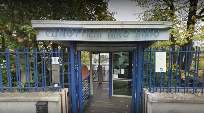 L'ingresso della Nino Bixio