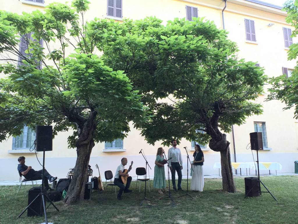 La bellezza di Villa Alberoni a Veano